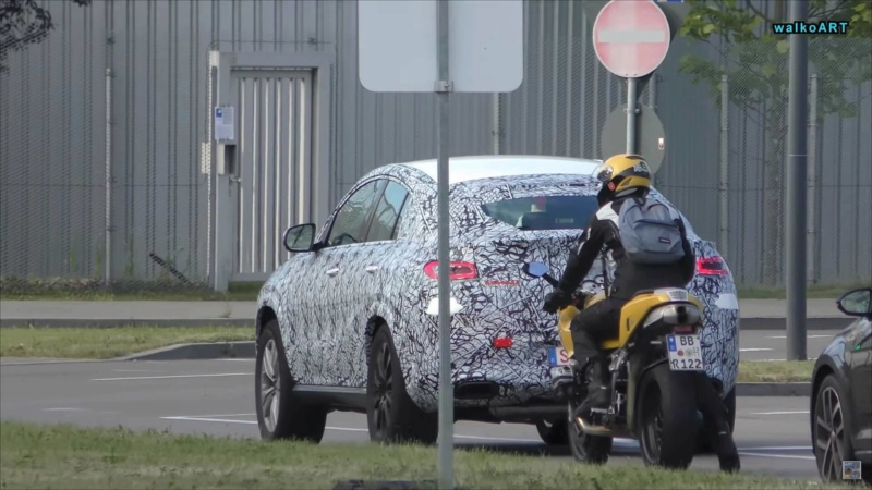 2019 - [Mercedes-Benz] GLE Coupé  2020-m11