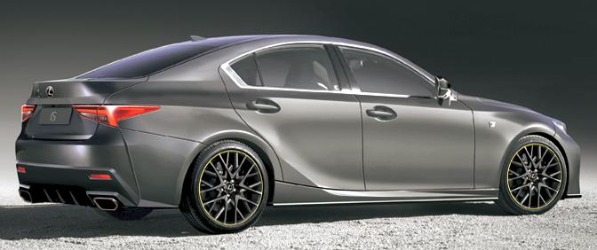2020 - [Lexus] IS 2027e810