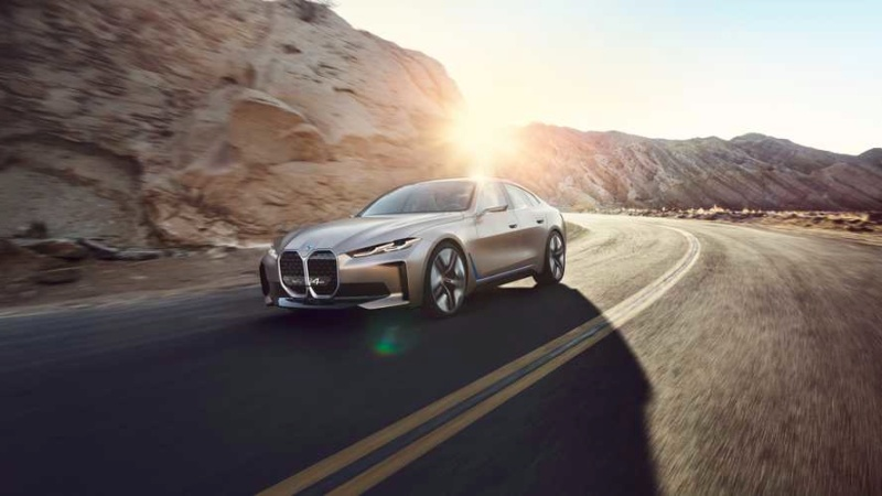 2020 - [BMW] Concept I4 20494810