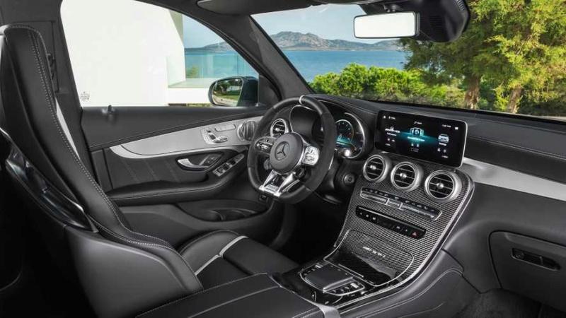 2018 - [Mercedes-Benz] GLC/GLC Coupé restylés - Page 4 206ab610