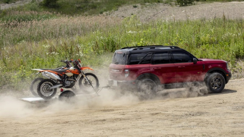Ford Bronco / Sport (2020) 78