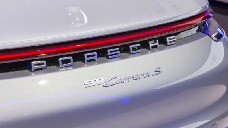 Porsche 911 (992) 2019 27