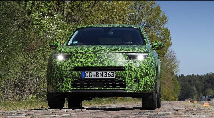 Opel Mokka II (2020) 9