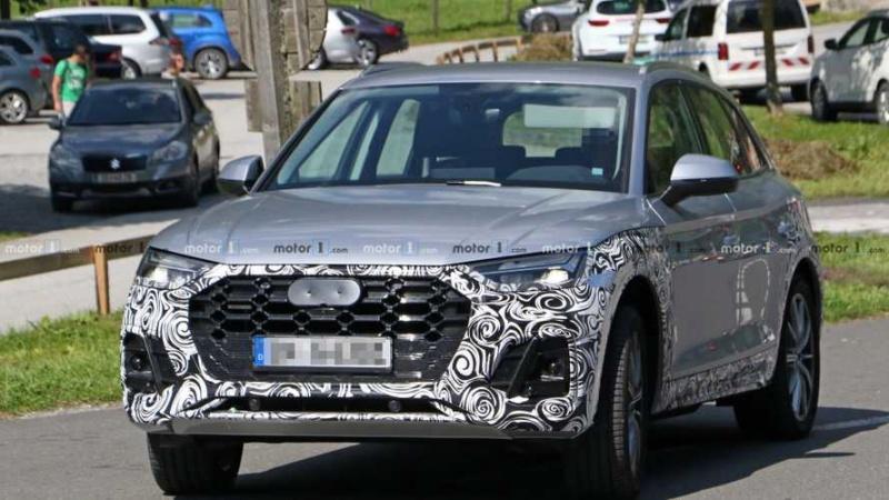 2020 - [Audi] Q5 II restylé 20a40810