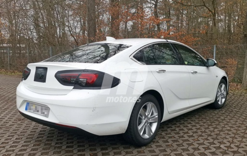 2020 - [Opel] Insignia Grand Sport Restylée  - Page 2 20a41a10