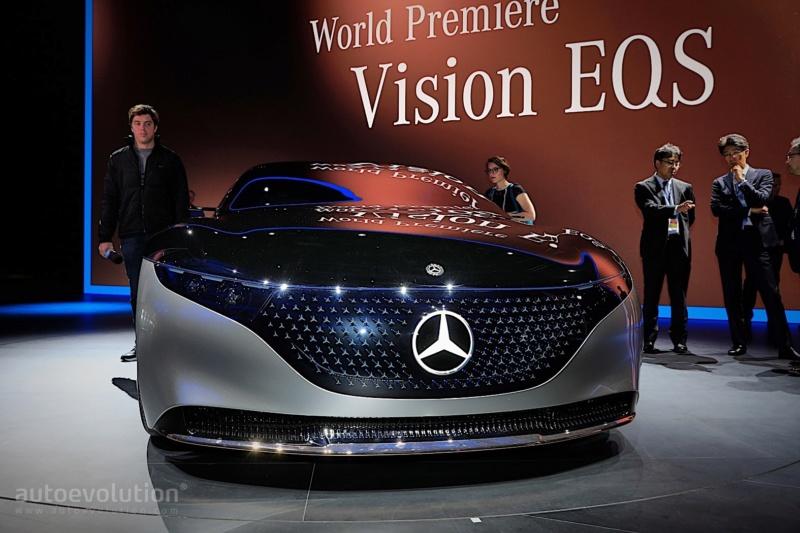 2019 - [Mercedes-Benz] EQS Concept  - Page 2 20e4d610