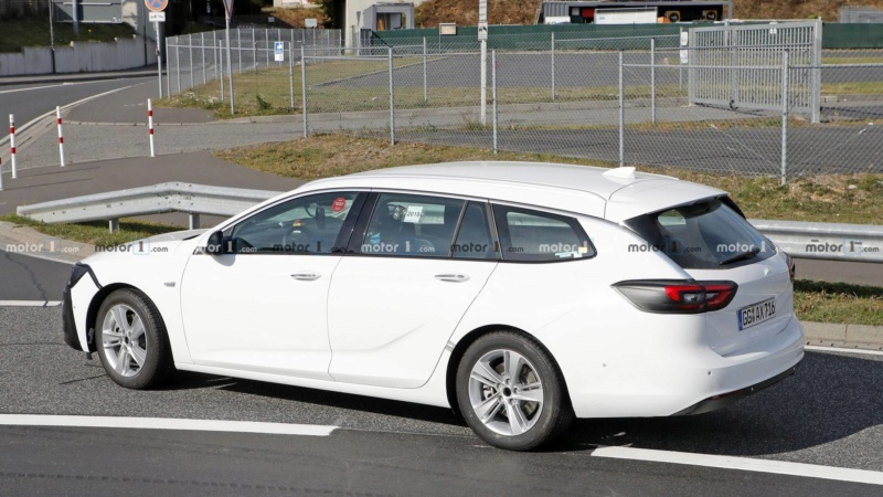 2020 - [Opel] Insignia Grand Sport Restylée  - Page 2 214df810