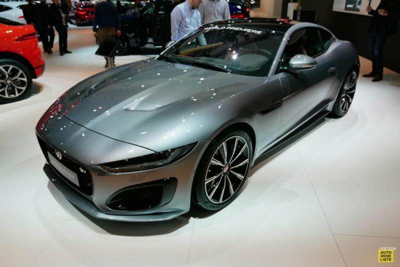 2021 - [Jaguar] F-Type restylée - Page 4 215a4d10