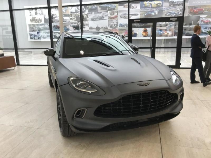 2019 - [Aston Martin] DBX - Page 9 216