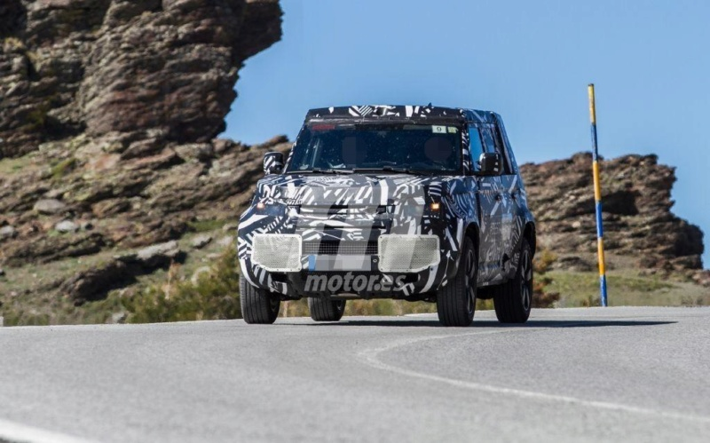 2018 - [Land Rover] Defender [L663] - Page 6 21922410