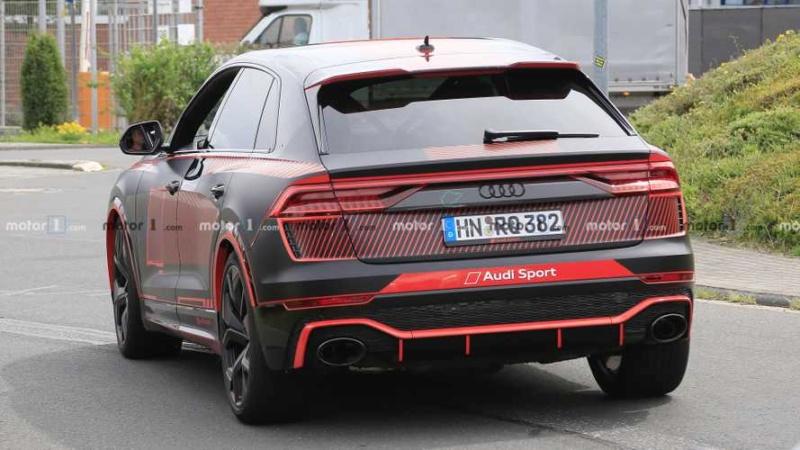 2018 - [Audi] Q8 - Page 13 219e7710