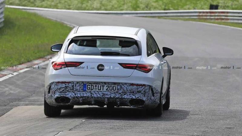 2019 - [Mercedes-Benz] CLA Shooting Brake II 21ce5510