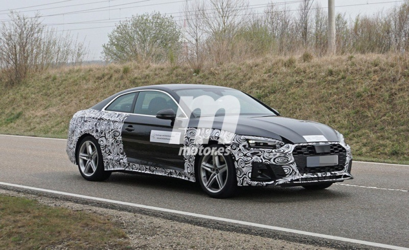 2020 - [Audi] A5 Coupé/Cab/SB restylée 21d07c10
