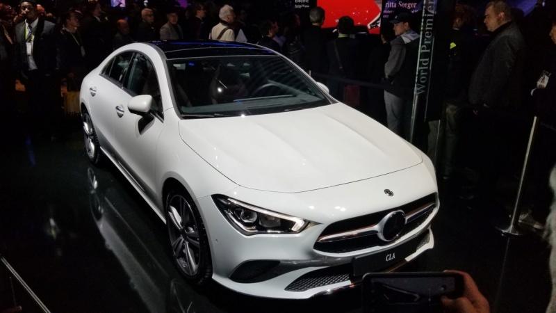 2019 - [Mercedes-Benz] CLA II - Page 5 21e39c10