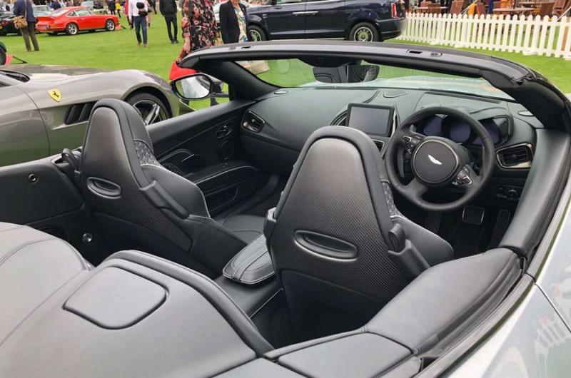 2019 - [Aston Martin] DBS Superleggera - Page 3 21feeb10