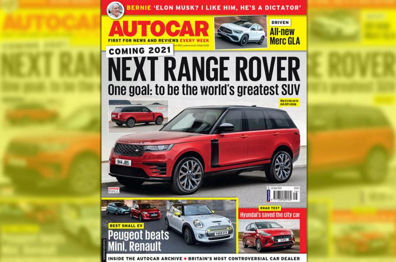 2021 - [Land Rover] Range Rover V 22065410