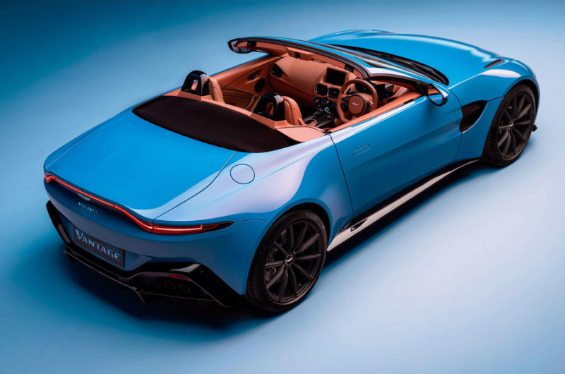 2017 - [Aston Martin] Vantage - Page 4 22088910