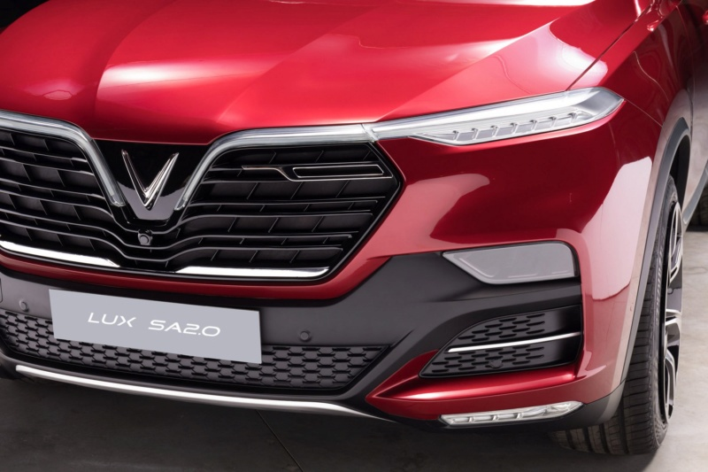 2020 - [VinFast] Sedan - SUV by Pininfarina 2221ee10