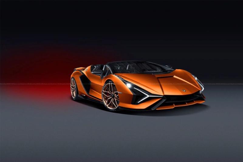 2019 - [Lamborghini] Sian - Page 2 22334810