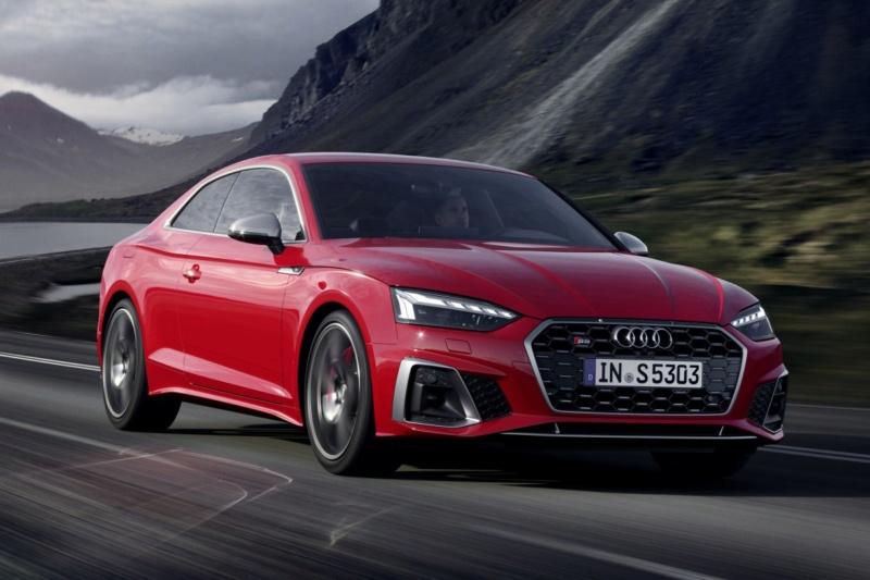 2020 - [Audi] A5 Coupé/Cab/SB restylée 22488f10