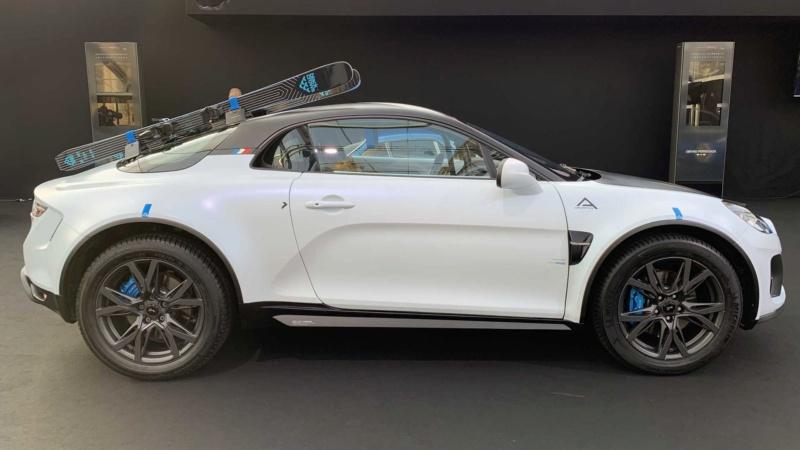 2020 - [Alpine] A110 Sports X 2249a410