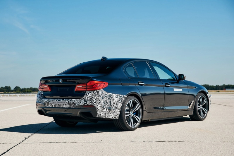 2016 - [BMW] Série 5 Berline & Touring [G30/G31] - Page 29 22561110