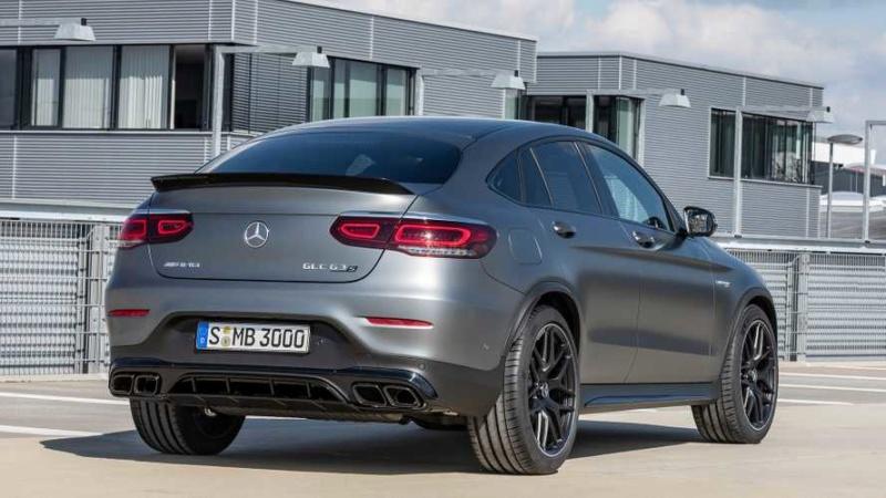 2018 - [Mercedes-Benz] GLC/GLC Coupé restylés - Page 4 22641410
