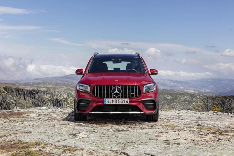 2018 - [Mercedes-Benz] GLB - Page 7 226c7210