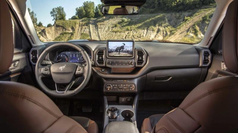 Ford Bronco / Sport (2020) 85