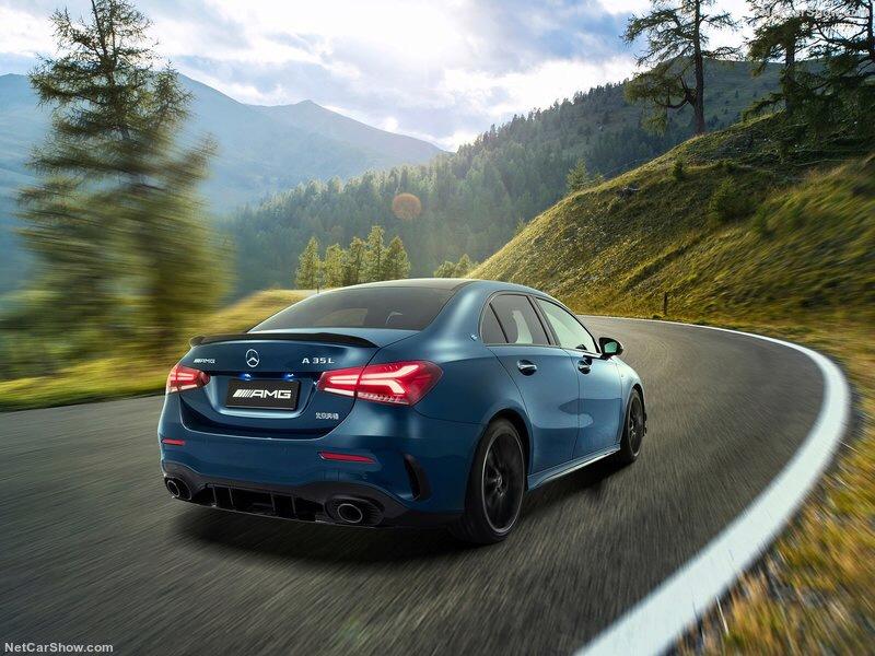 2018 - [Mercedes-Benz] Classe A Sedan - Page 6 229b9010