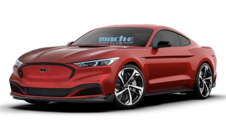 2021 - [Ford] Mustang VIII 22b2d410