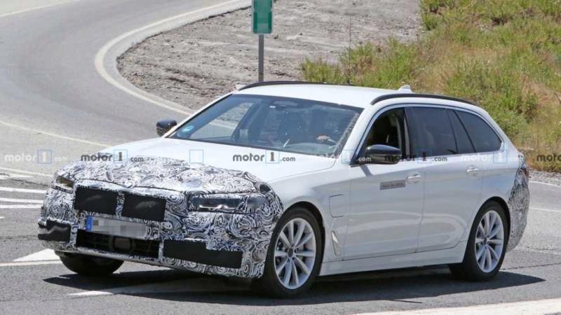 2020 - [BMW] Série 5 restylée [G30] 22d49310