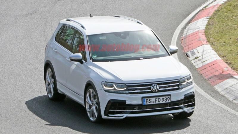 2020 - [Volkswagen] Tiguan II restylé  - Page 2 22e35c10
