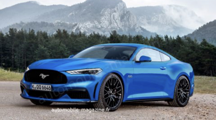 2021 - [Ford] Mustang VIII 22ee3b10