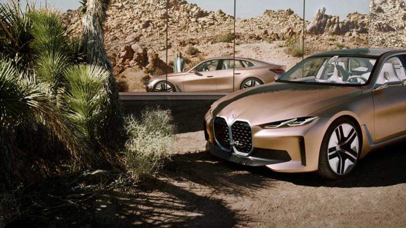 2020 - [BMW] Concept I4 23313710