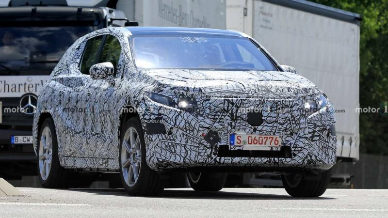 2022 - [Mercedes-Benz] EQS SUV 2348ff10