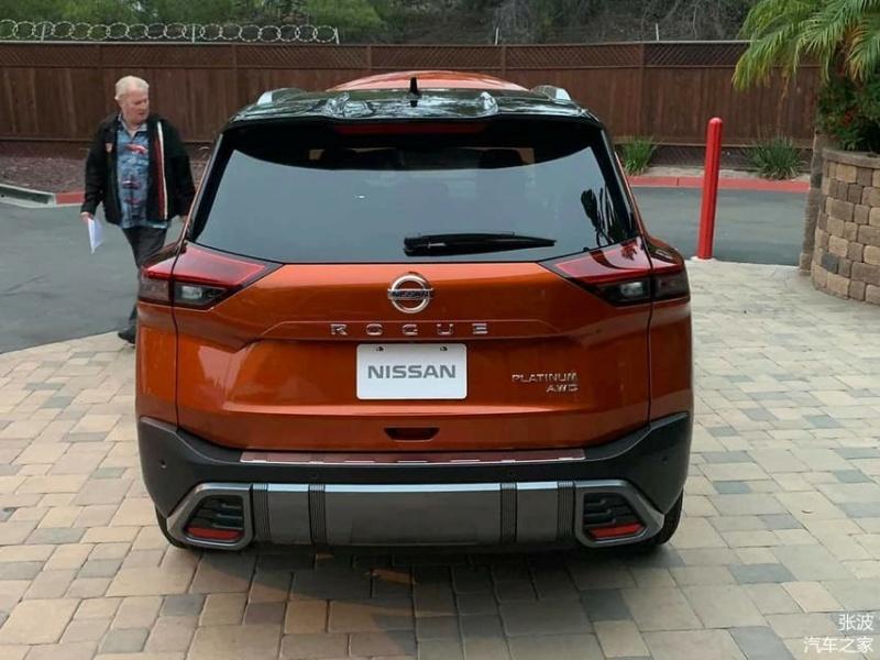2021 - [Nissan] X-Trail IV / Rogue III - Page 5 234c9810