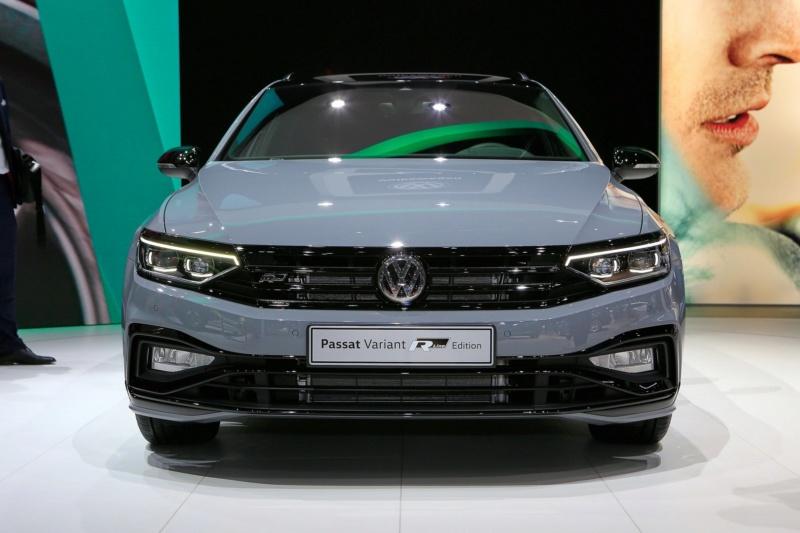 2019 - [Volkswagen] Passat restylée - Page 5 23601010