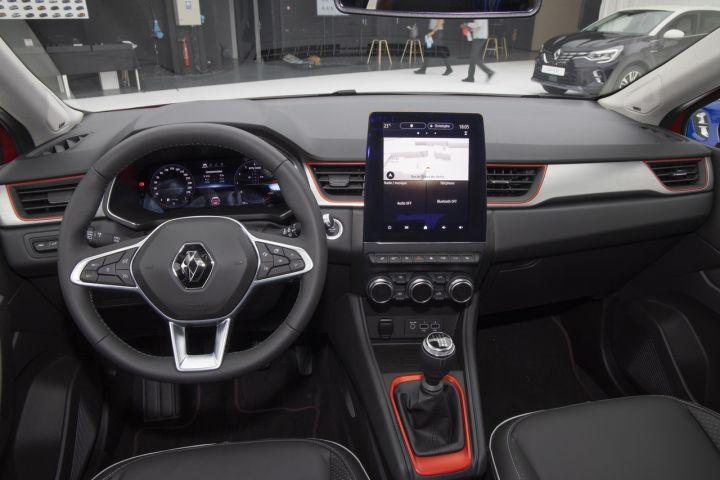 Renault Captur II (2019) 14
