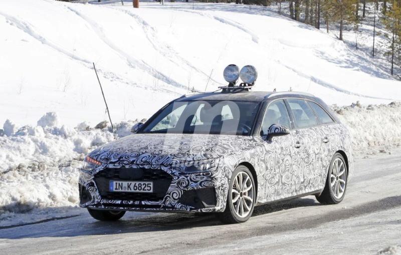 2018 - [Audi] A4 restylée  - Page 5 240be910