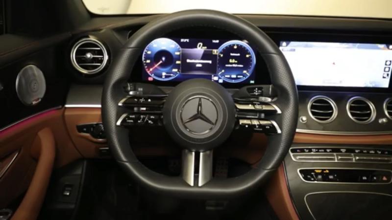 2020 - [Mercedes-Benz] Classe E restylée  - Page 6 24114b10