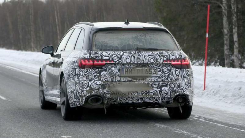 2018 - [Audi] A4 restylée  - Page 5 242d0f10