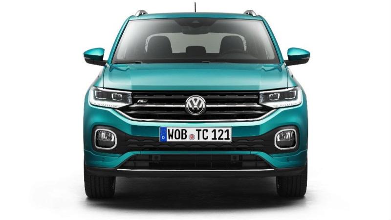 2018 - [Volkswagen] T-Cross - Page 10 245e9710