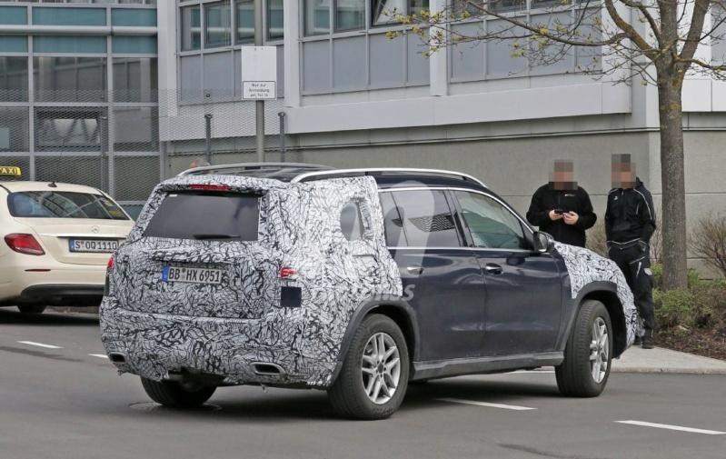 2018 - [Mercedes] GLS II - Page 5 247c2e10