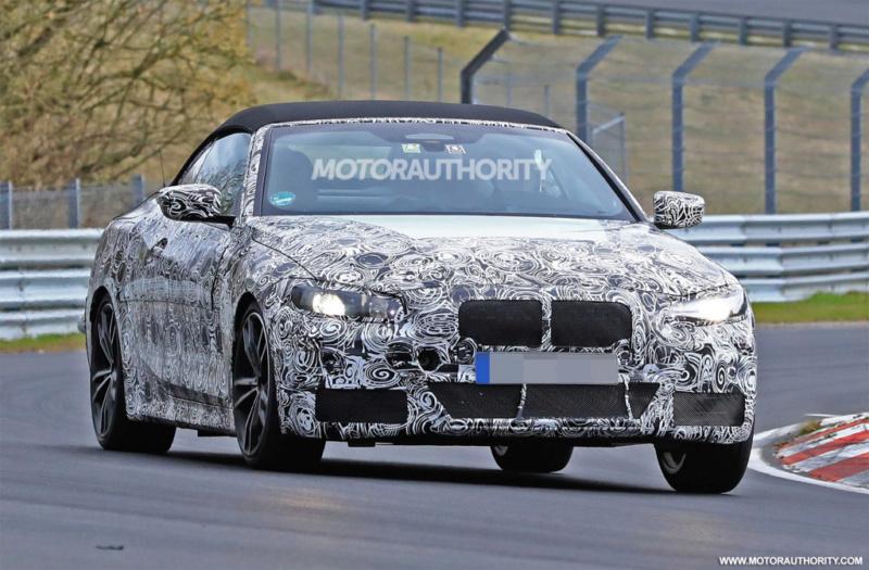 2020 - [BMW] Série 4 Coupé/Cabriolet G23-G22 - Page 2 249db610