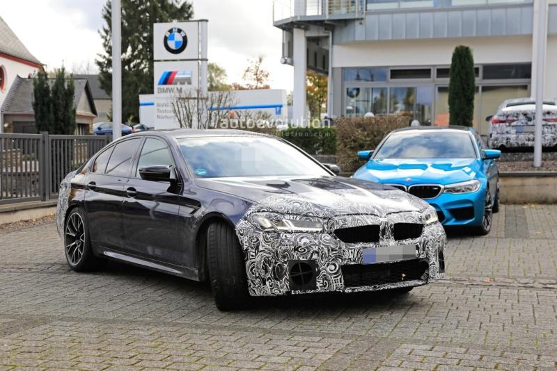 2020 - [BMW] Série 5 restylée [G30] - Page 3 24a98210