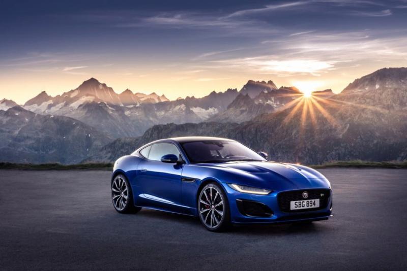 2021 - [Jaguar] F-Type restylée - Page 3 24f4c210
