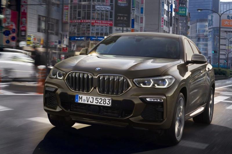 2019 - [BMW] X6 III (G06) - Page 7 2524cb10