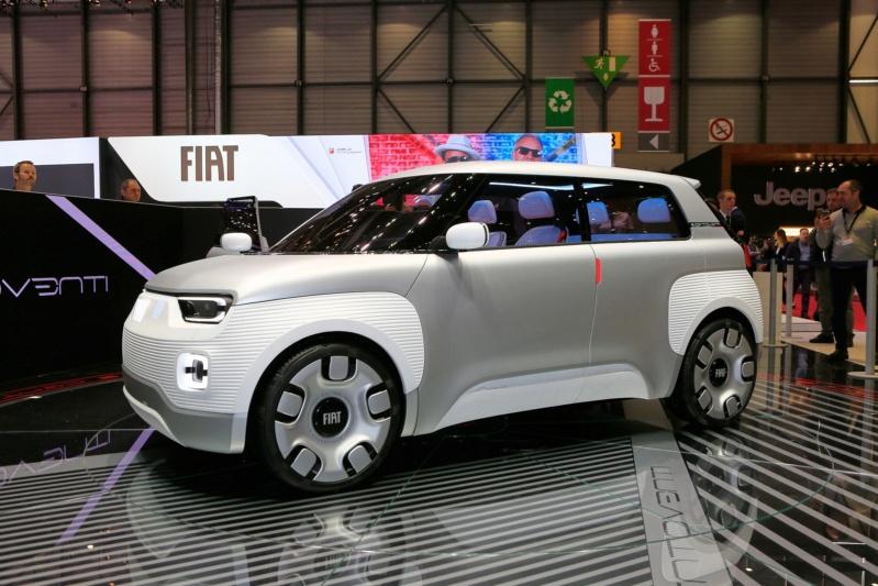 2019 - [Fiat] Panda Concept - Page 2 254c2e10