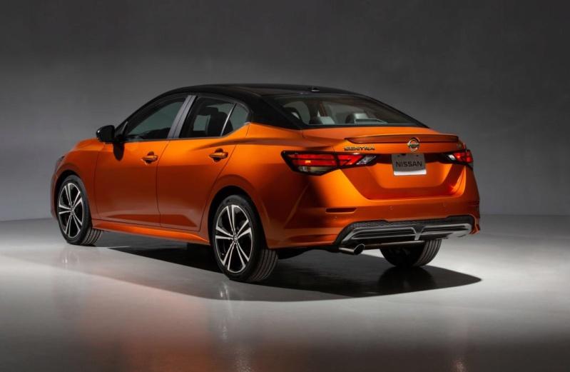 2020 - [Nissan] Sentra / Sylphy 25657410